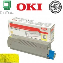 Toner Oki originale yellow...