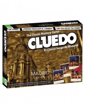 Cluedo gioco Madrid