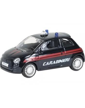 Fiat 500 dei Carabinieri -...